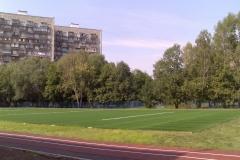 Межшкольный стадион трава Saltex Анадырский проезд г. Москва