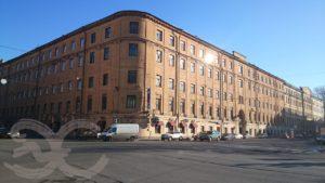 Капитальный ремонт здания Главного Кригс-Комиссариата
